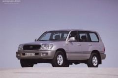 Toyota Land Cruiser foto attēls 4
