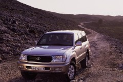 Toyota Land Cruiser foto attēls 6