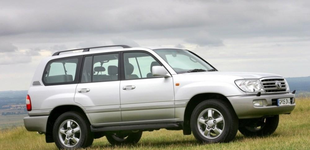 2002 toyota land cruiser mpg