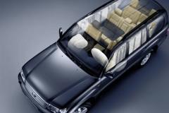 Toyota Land Cruiser foto attēls 5
