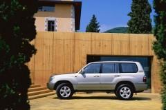 Toyota Land Cruiser foto attēls 7