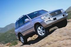 Toyota Land Cruiser foto attēls 8