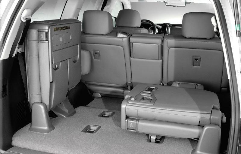 Toyota Land Cruiser 2007 2012 Reviews Technical Data