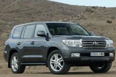Toyota Land Cruiser foto 9