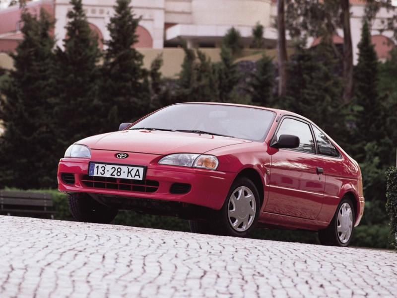 Toyota Paseo 1996 foto attēls