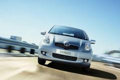 Toyota Yaris hečbeka foto attēls 5