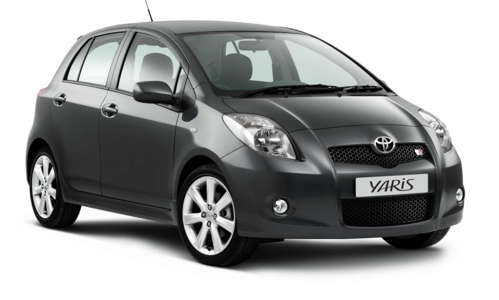 toyota yaris hatchback 2005 2009 opiniones datos t cnicos precios. Black Bedroom Furniture Sets. Home Design Ideas