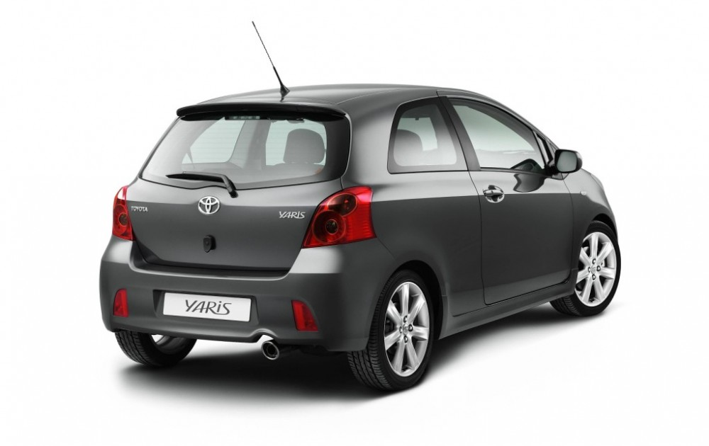 Toyota Yaris 3 Door Hatchback Photo Image 5