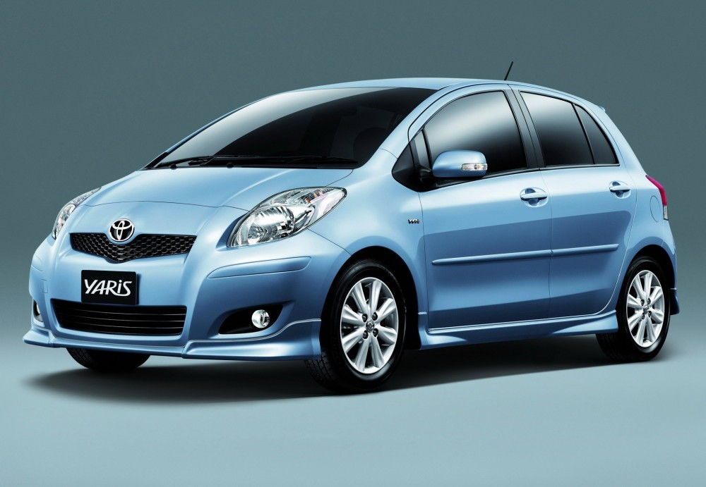 New Car Prices Toyota Yaris