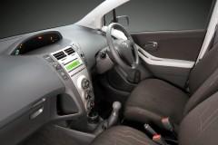 Toyota Yaris hečbeka foto attēls 13