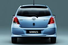 Toyota Yaris hečbeka foto attēls 15