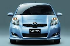 Toyota Yaris hečbeka foto attēls 6