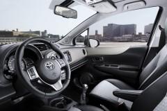 Toyota Yaris hečbeka foto attēls 8