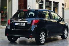 Toyota Yaris hečbeka foto attēls 21