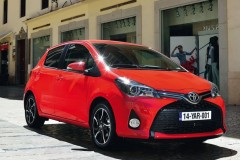 Toyota Yaris hečbeka foto attēls 19