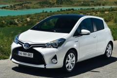 Toyota Yaris hečbeka foto attēls 18