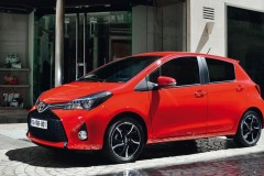 Toyota Yaris hečbeka foto attēls 17