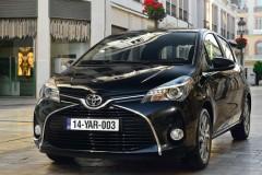Toyota Yaris hečbeka foto attēls 3