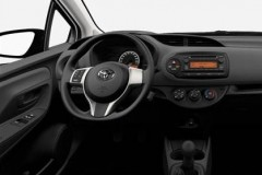 Toyota Yaris 3 durvis hečbeka foto attēls 11