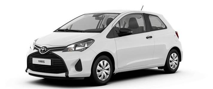 Toyota Yaris 2014 foto attēls