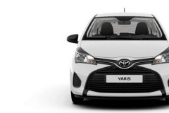 Toyota Yaris 3 durvis hečbeka foto attēls 8