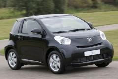Toyota iQ hečbeka foto attēls 5