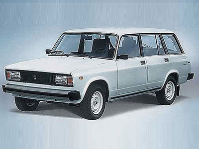 VAZ 2104 1984 foto attēls