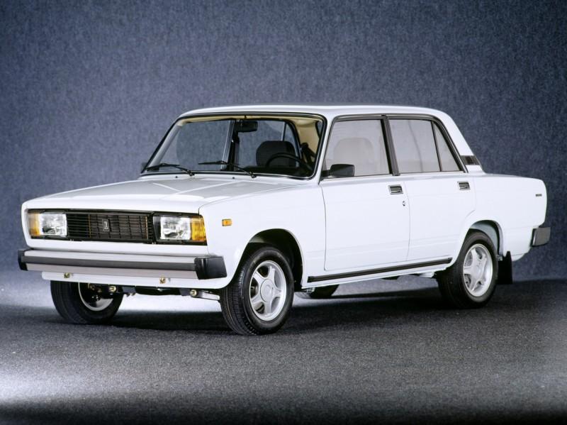 VAZ 2105 1980 foto attēls