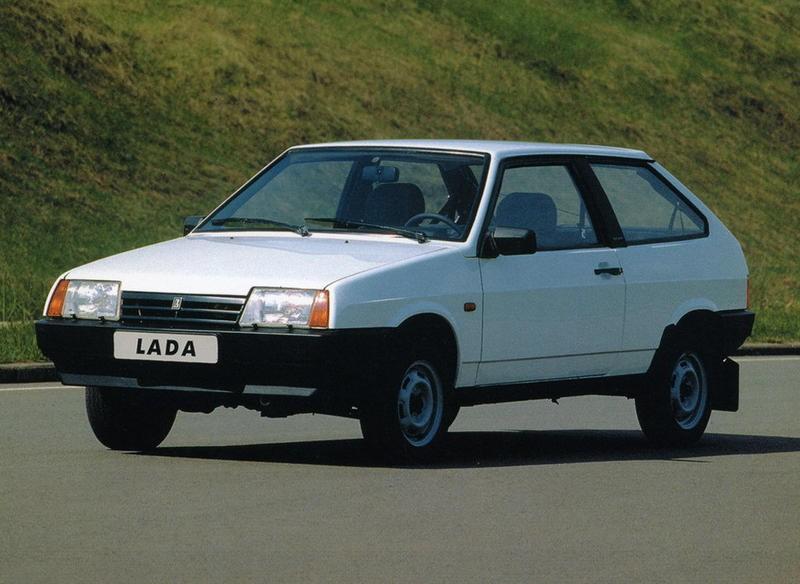 VAZ 2108 1984 foto attēls