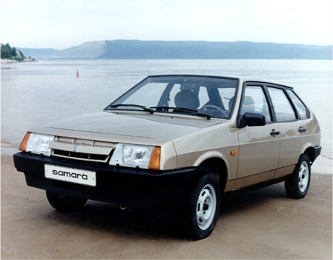 VAZ 2109 1987 foto attēls