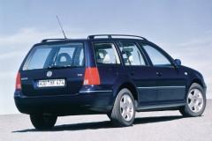 Volkswagen Bora familiar foto 2