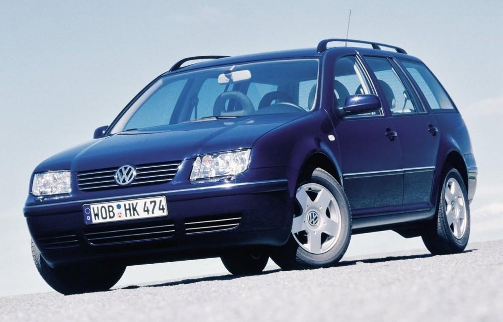 Volkswagen Bora 1999 foto