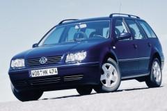 Volkswagen Bora familiar foto 4