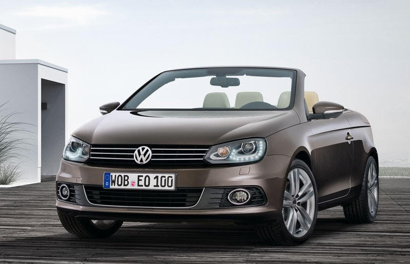 volkswagen eos cabrio 2011 technical data prices. Black Bedroom Furniture Sets. Home Design Ideas