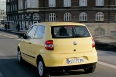 Volkswagen Fox hečbeka foto attēls 1