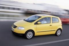 Volkswagen Fox hečbeka foto attēls 2