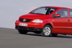 Volkswagen Fox hečbeka foto attēls 5