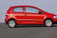 Volkswagen Fox hečbeka foto attēls 6