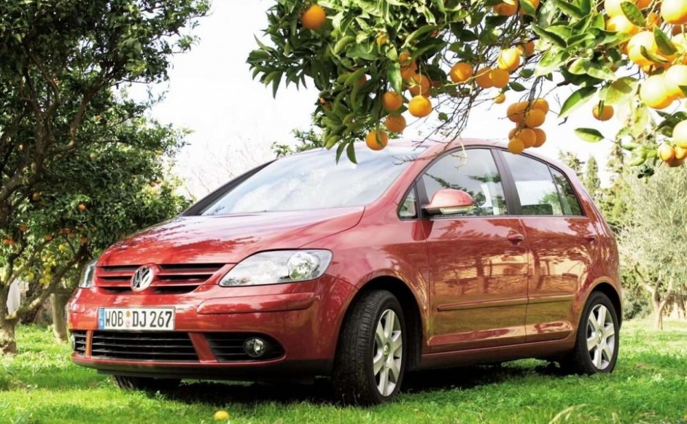 Volkswagen Golf Plus 2005 photo image