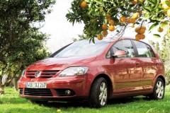 Volkswagen Golf Plus minivan photo image 4