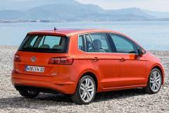 Volkswagen Golf Sportsvan minivan foto 1