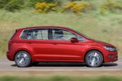Volkswagen Golf Sportsvan minivan foto 13