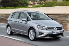 Volkswagen Golf Sportsvan minivan foto 17