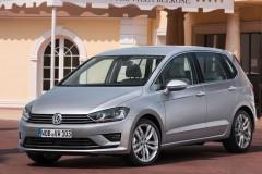 Volkswagen Golf Sportsvan minivan foto 18