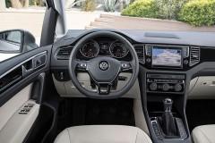 Volkswagen Golf Sportsvan minivan foto 19