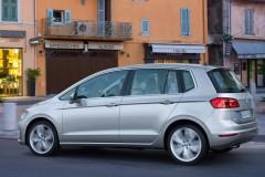 Volkswagen Golf Sportsvan minivan foto 20