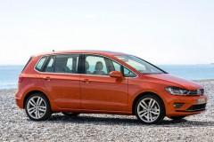 Volkswagen Golf Sportsvan minivan foto 21