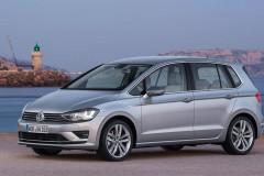 Volkswagen Golf Sportsvan minivan foto 12