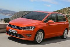 Volkswagen Golf Sportsvan minivan foto 2