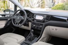 Volkswagen Golf Sportsvan minivan foto 3